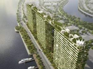 Management of Green Buildings