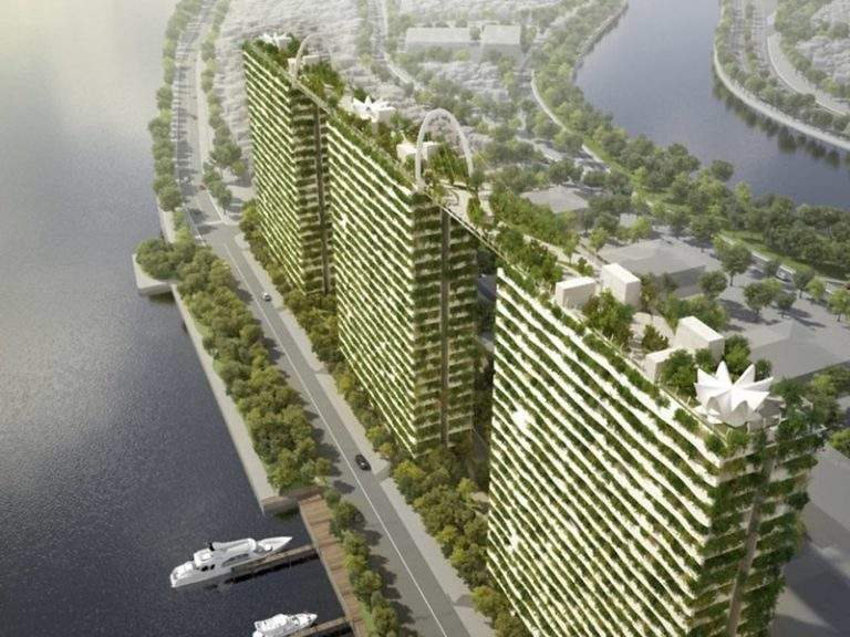 Modern Technology for Construction and Management of Green Buildings