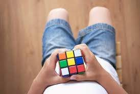 6 Benefits of Rubik's Cube for kids aged 3-7 years