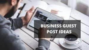 Business Guest Post