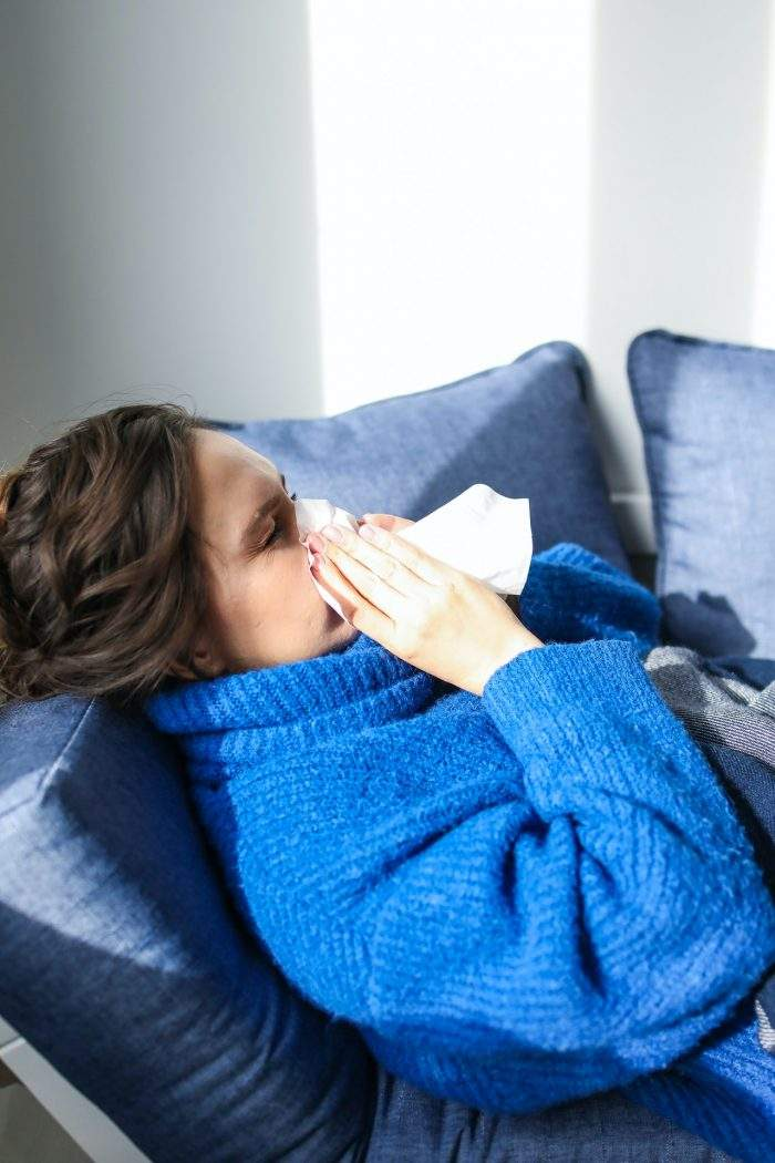 Common Cold During A Pandemic
