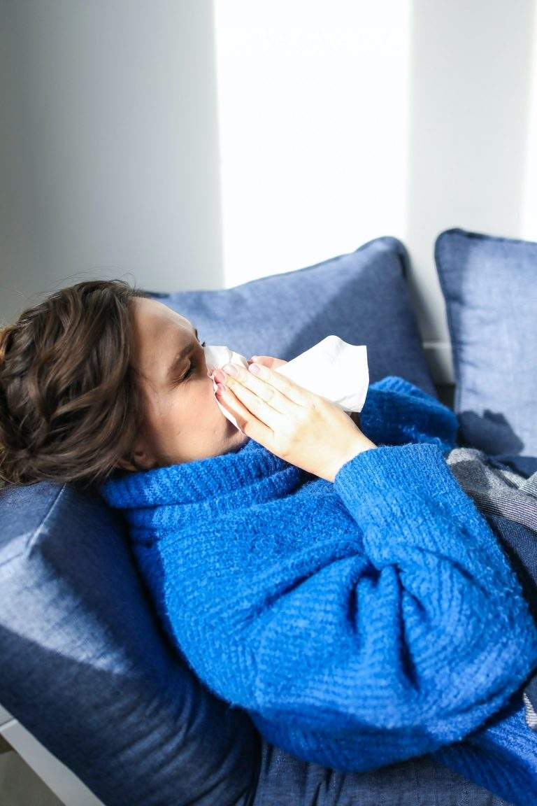 Ways To Avoid The Common Cold During A Pandemic