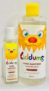 Hand-Sanitizer-Gel-500ml-with-small-pack-Kiddums