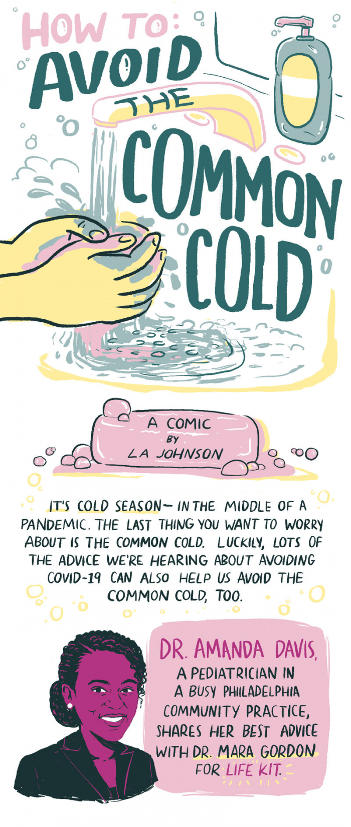 How to avoid common cold