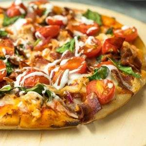 pizza delivery in Bangalore and Pune