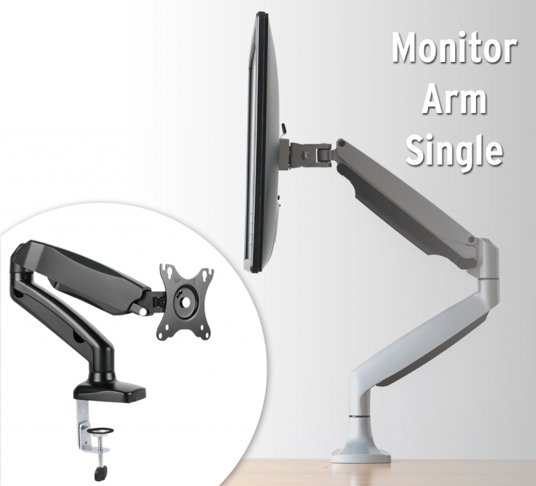 Things To Consider Before Choosing Monitor Arms Desk Mount