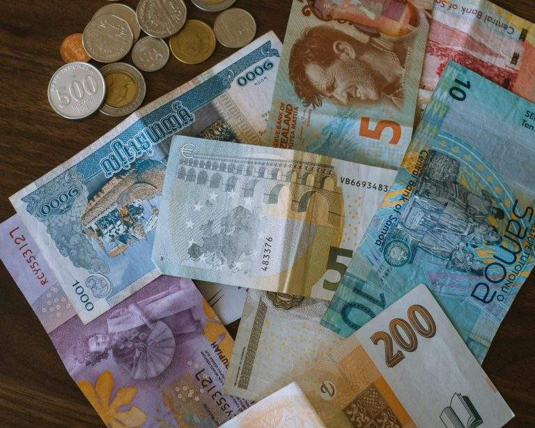 Moroccan Currency, Exchange Rates
