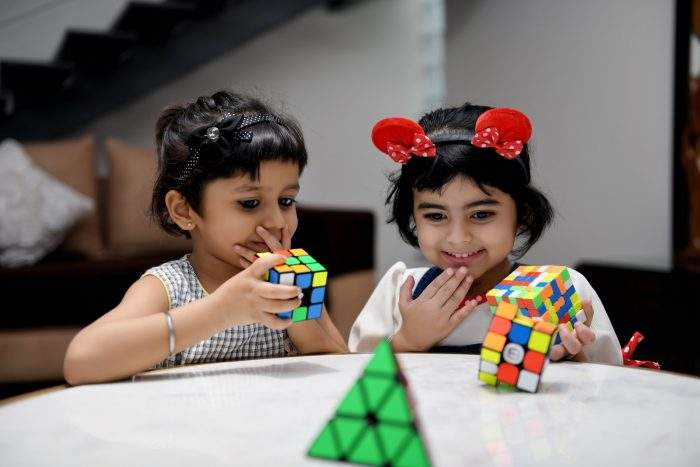 benefits of rubiks cube for kids