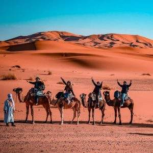 Camel ride s in Morocco, an intersting to know before going to visit Morocco