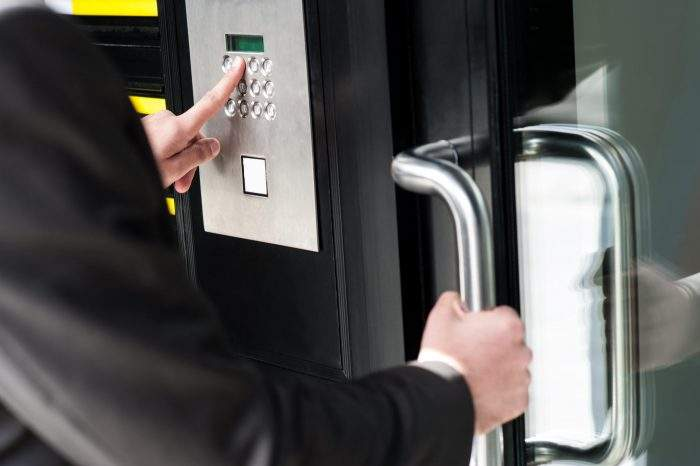 Door Entry Systems London