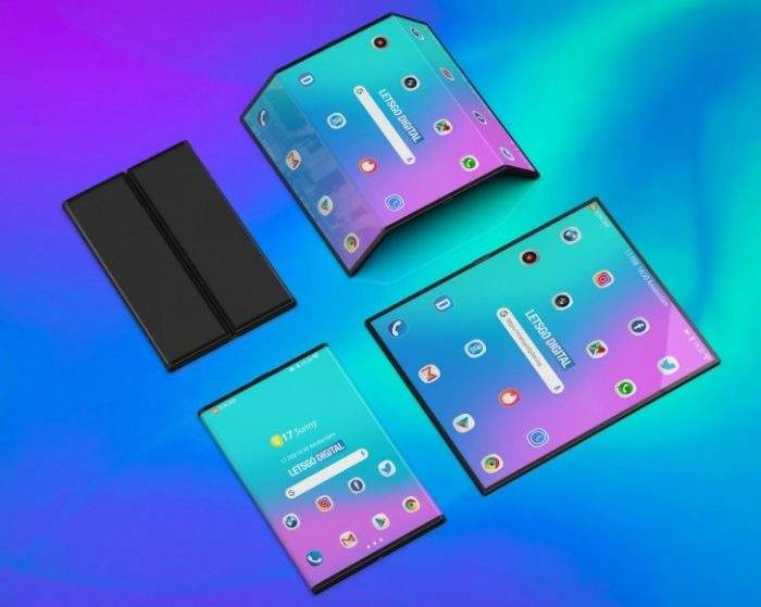 apps for foldable smartphones