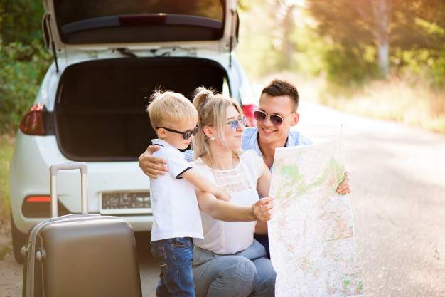 Car Trip with Children: What is Important to Know?