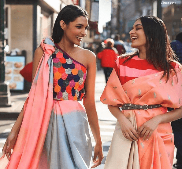 How To Style Your Silk Saree In 8 Interesting Ways