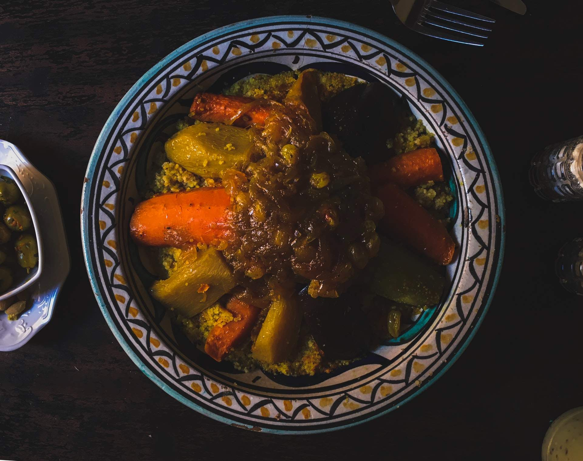 couscous in Morocco, a daily meal
