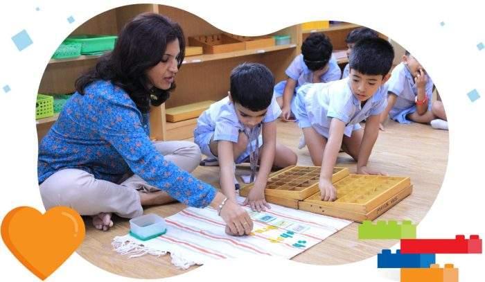 Child Succeed In Preschool