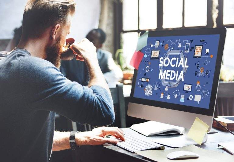 Social Media in Business: The Beginning of Connected Era