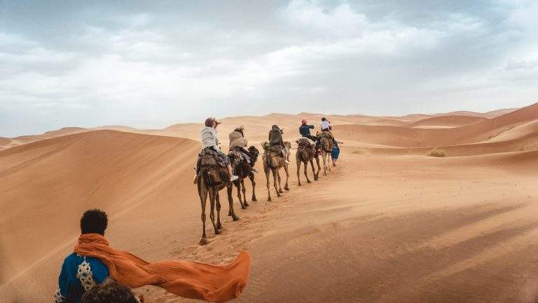 3 Day Desert Tour From Marrakech
