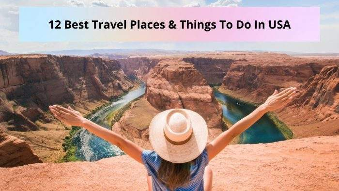 Places to Visit from the USA