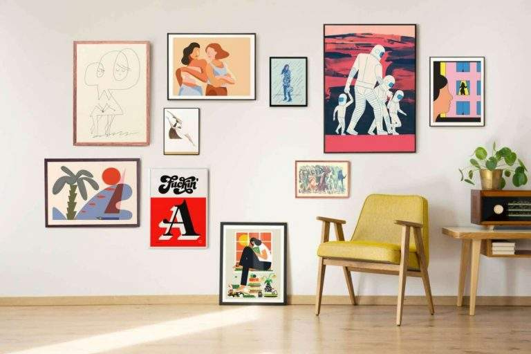 5 Amazing Ideas To Decorate Walls In Your Home