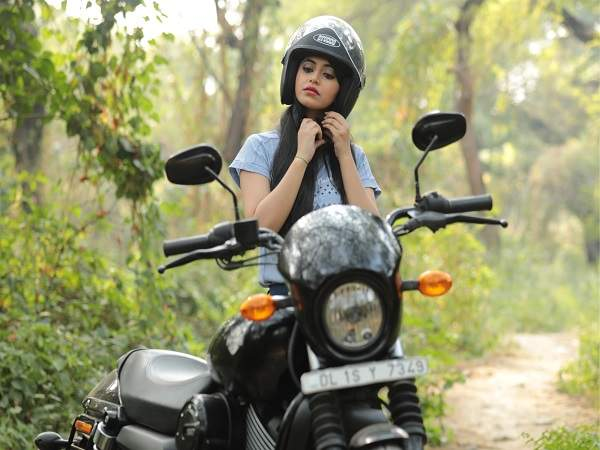 A Girl Biker's Guide to Solo Motorcycle Touring