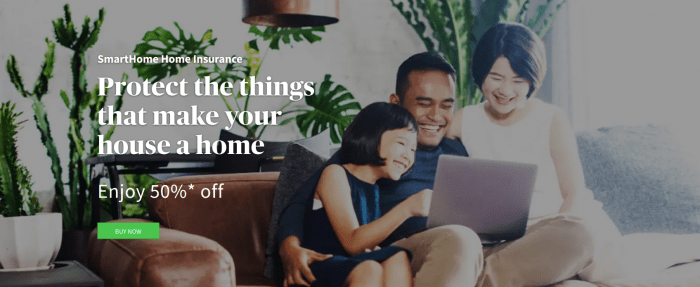 Home Insurance in Singapore