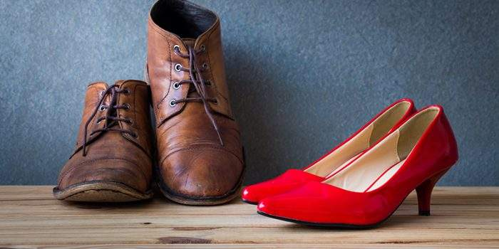 Footwear Product Photography