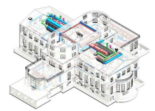 4 Reasons Why MEP BIM Models are Important