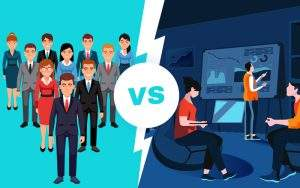 Staff Augmentation vs. Software Outsourcing