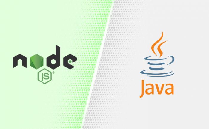 Comparing Node.js vs Java