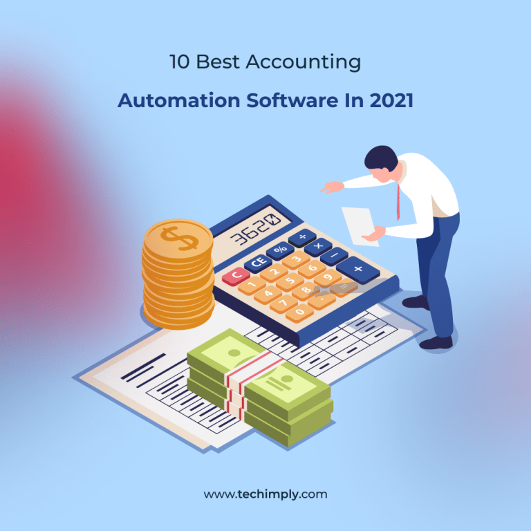 10 Best Accounting Automation Software In 2021